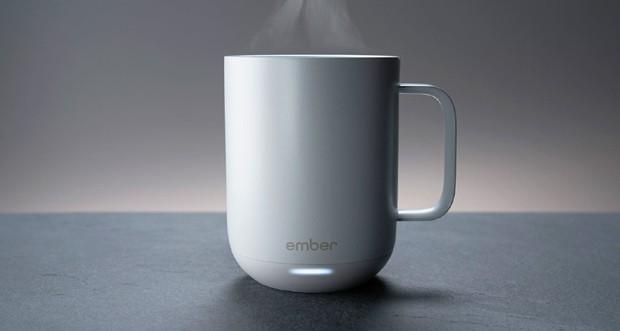 A Ceramic Mug da Ember (Foto: Divulgação)