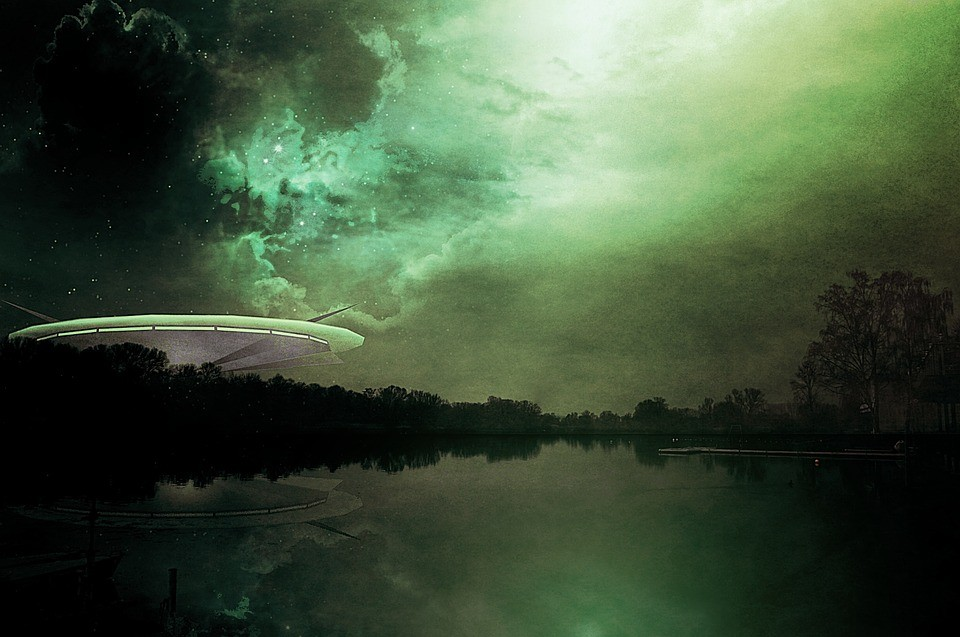 In some places we have sceneries that depict what looks like UFOs Almost all supposed UFOinart cases come from medieval art and there is a pretty good reason for that Most people are not aware of the symbolism rules of Byzantine or medieval art and so they are easy prey for Ancient Astronaut theories about it