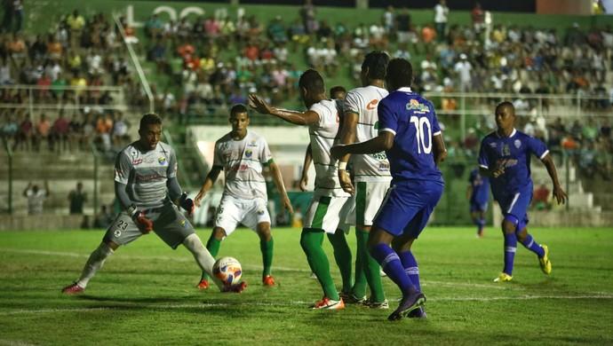 Coruripe x CSA, Campeonato Alagoano (Foto: Alisson Frazão/ Ascom CSA )