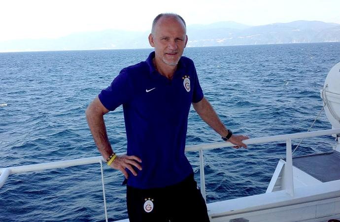Taffarel no Galatasaray (Foto: Reprodução / Facebook Oficial)