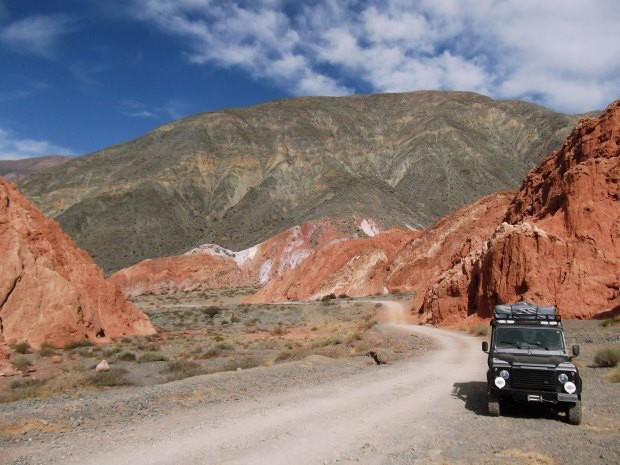 Leitora recomenda visita à região da Quebrada de Humahuaca, na Argentina. (Foto: Dayanna Marques/VC no G1)