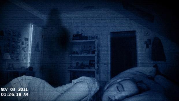 Supercine: terror com 'Atividade Paranormal 4' (Divulgação)