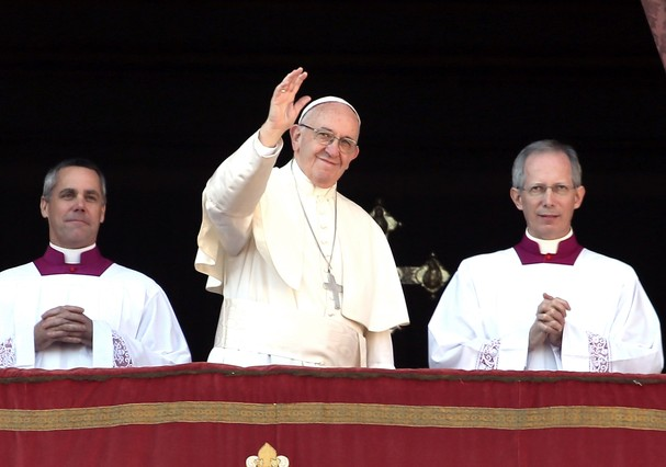 Papa Francisco (Foto: Getty Images)