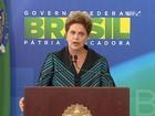 Dilma diz que 'luta' para recuperar Petrobras é dela e está 'em curso'