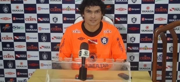 Berg nunca disputou o Campeonato Brasileiro da Série D (Foto: Gustavo Pêna/GLOBOESPORTE.COM)