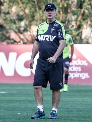 Técnico Levir Culpi durante treino na Cidade do Galo (Foto: Bruno Cantini/Flickr do Atlético-MG)
