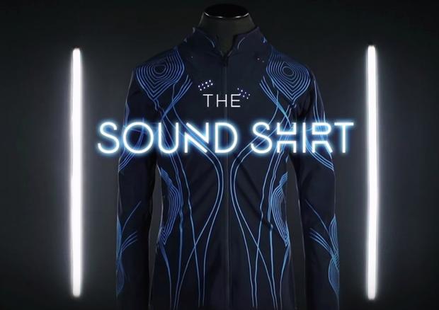 A Sound Shirt (Foto: Reprodução)
