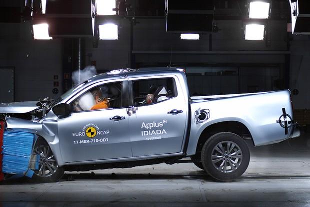 Quatro modelos que virão ao Brasil ganham nota máxima no Euro NCAP (Foto: Divulgação)