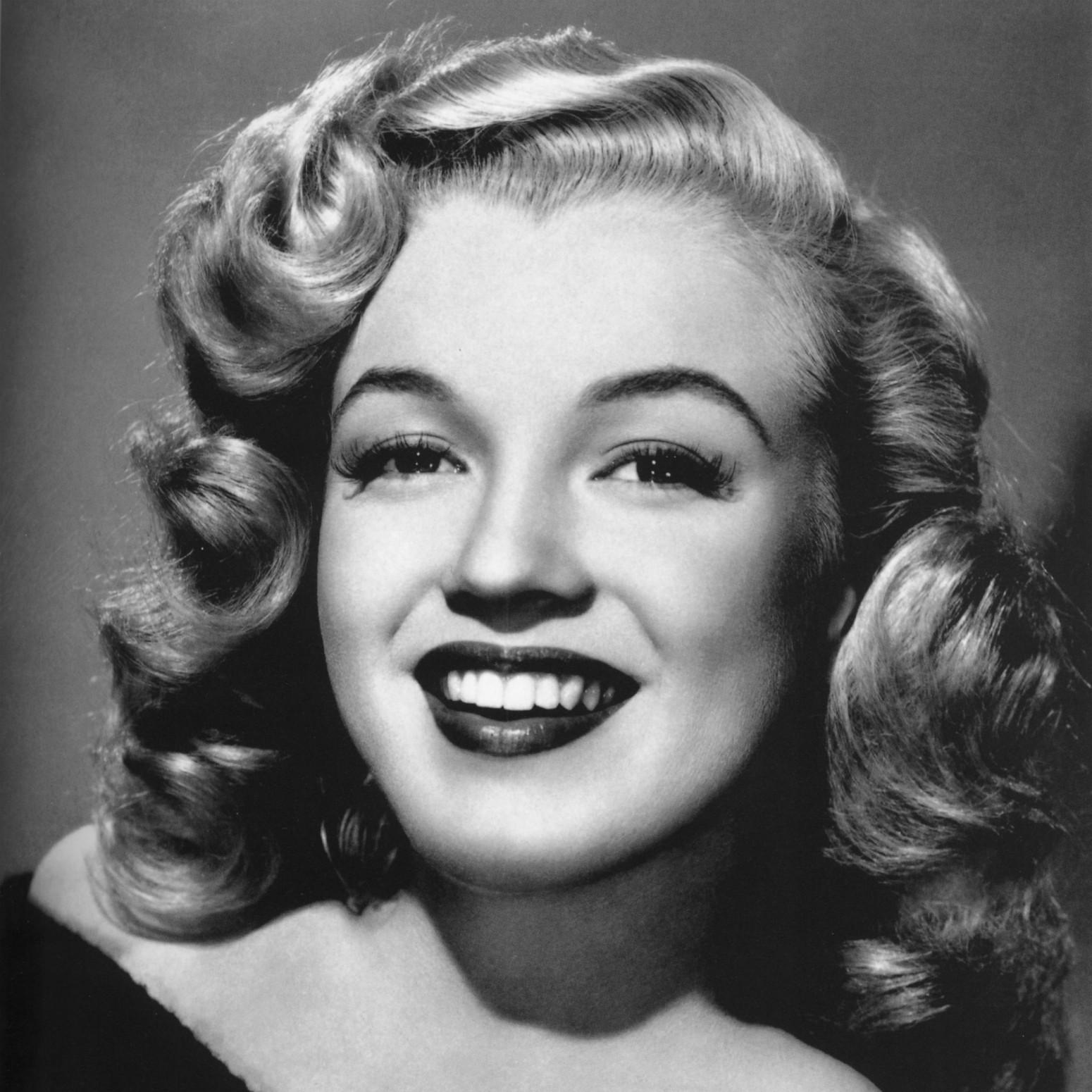 Norma Jeane Mortenson, a Marilyn Monroe (1926-1962). (Foto: Domínio Público)