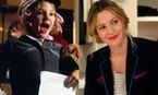 Drew Barrymore em E.T. - O Extraterrestre e Juntos e Misturados