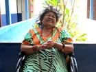 Diva do carimbó no PA, Dona Onete destaca Alter do Chão em música; veja
