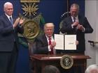 Procurador analisa novo decreto de Donald Trump sobre imigrantes