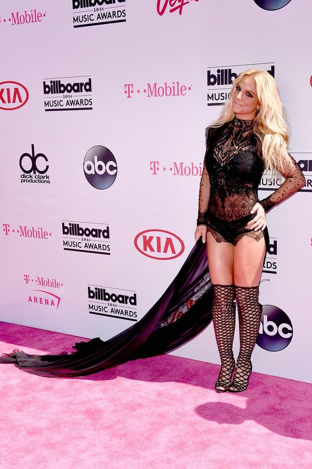 Britney Spears (Foto: AFP)