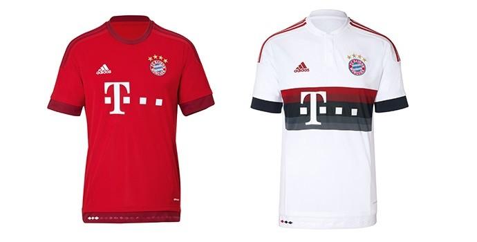 Camisas Alemão - Bayern de Munique