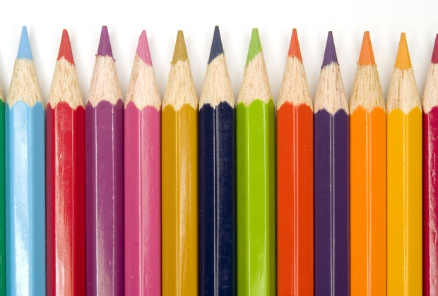 lápis de cor (Foto: Thinkstock)