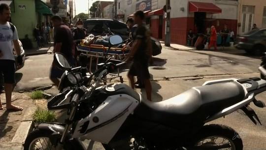 Fortaleza e ONG lançam ação que visa diminuir acidentes com motociclistas