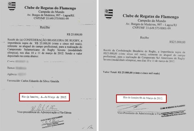 pagamento aluguel Flamengo (Foto: Reprodução)