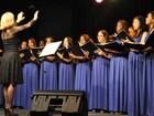 Banda Marcial e Coral Zanzalá iniciam homenagens à padroeira de Cubatão