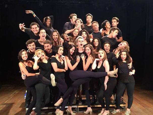 """O elenco de """"O Jovem Frankstein"""" (Foto: Divulgação)"""