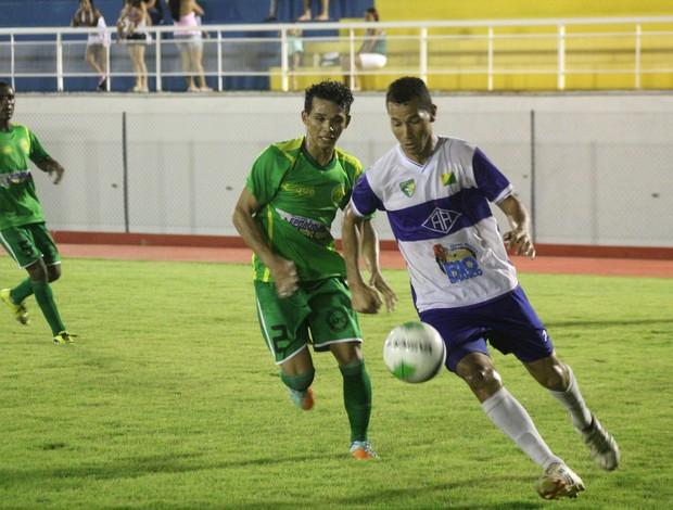 Atlético Acreano e Alto Acre se enfrentam no estádio Florestão (Foto: João Paulo Maia)