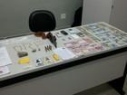 Cinco homens suspeitos de tráfico são presos em Lagoa Seca, na PB