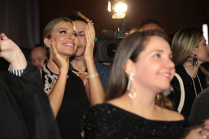 A atriz também fala da filha, Sofia (Foto: Isabella Pinheiro/Gshow)