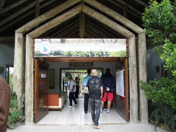 Local foi primeira unidade de conservação ambiental criada na cidade.  (Foto: Larissa Costa/Arquivo)