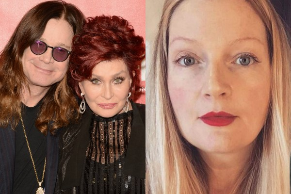 Ozzy Osbourne, Sharon e Michelle Pugh  (Foto: Getty Images/Reprodução Instagram)