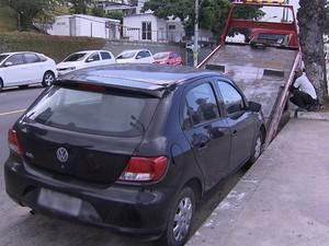 Leilão Detran Bahia (Foto: Reprodução/TV Bahia)