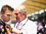 """Marko explica saída de Kvyat da RBR: """"Não suportou pressão de Ricciardo"""""""
