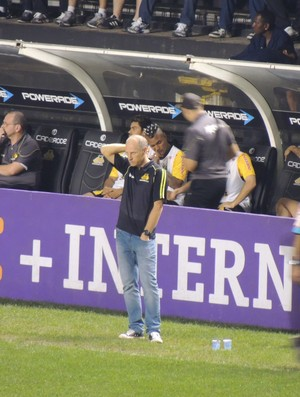 Sílvio Criciúma técnico Criciúma (Foto: João Lucas Cardoso)