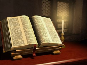 Pages of the Bible 3D Christian
