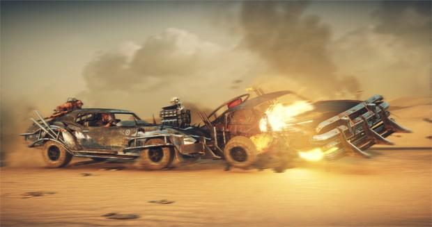 """Um dos pontos fortes de """"Mad Max"""" são as batalhas automotivas insanas (Foto: Divulgação)"""