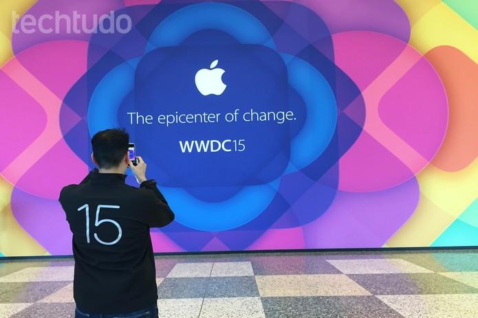WWDC 2015: evento da Apple começa hoje; veja o que esperar (Foto: Fabrício Vitorino/TechTudo)