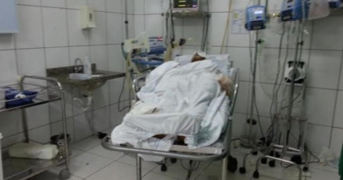 Homem é suspeito de atear fogo no corpo da própria mulher no ... - Globo.com