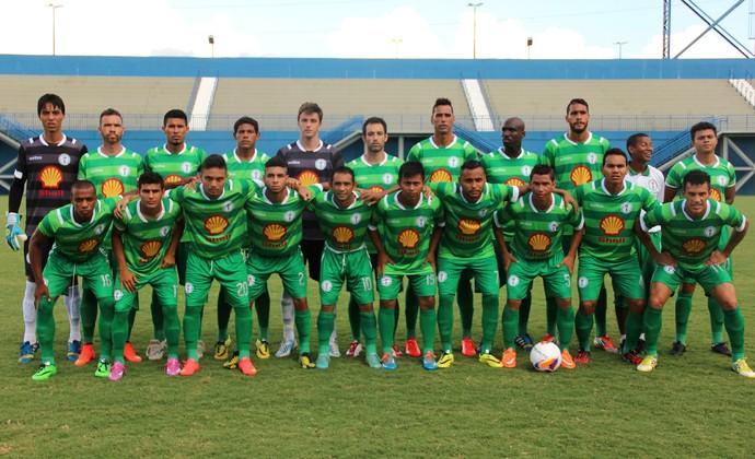 Iranduba - Campeonato Amazonense (Foto: Isabella Pina)