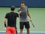 Soares e Murray seguem ser perder sets e vão às quartas no US Open