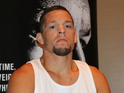Nate Diaz; UFC 202 (Foto: Evelyn Rodrigues)