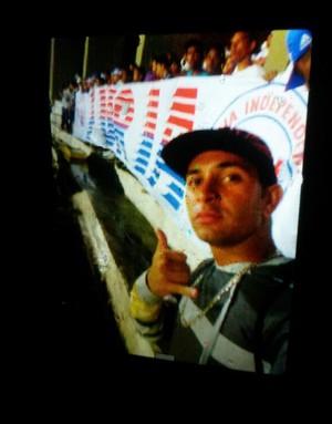 Paulo Ricardo torcedor morto no arruda no jogo santa cruz x Paraná (Foto: DHPP/Divulgação)