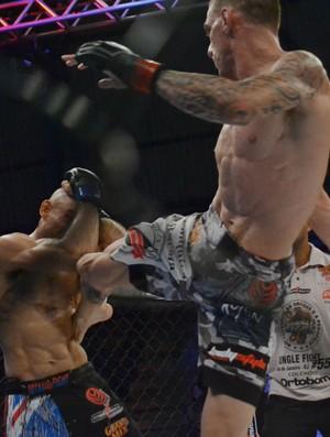 Renato Moicano Nilson Feijão Jungle Fight 55 (Foto: Adriano Albuquerque)