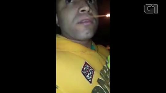 'Éramos eu, ele e Deus naquela praça', diz homem que resgatou bebê abandonado em SP; veja vídeo