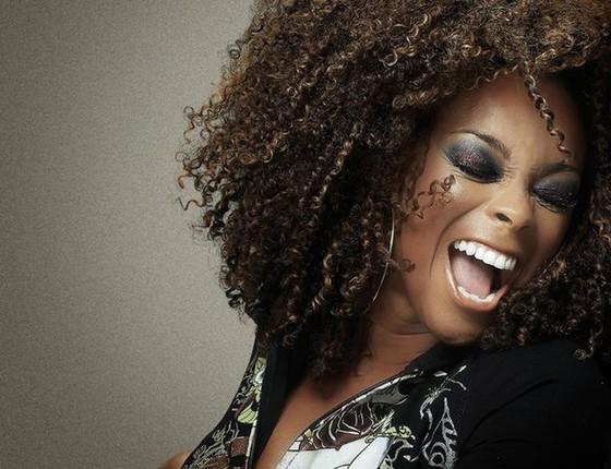 """A cantora Paula Lima mostra as músicas do álbum """"O Samba é do Bem"""" (Foto: Divulgação)"""