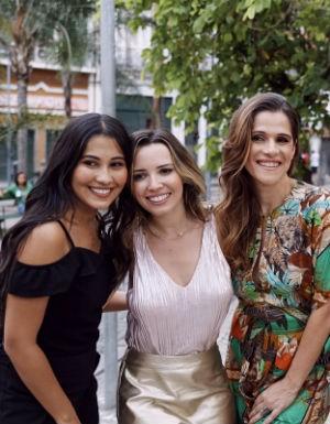 Desafio Além da Conta_Ingrid Guimarães, Thaynara OG e Taciele Alcolea