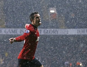 Robin van Persie Manchester United (Foto: AP)