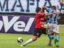 De virada, Grêmio faz 3 a 1 no Brasil de Pelotas em estreia no Gauchão 2016