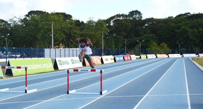 thaís otoni, atletismo (Foto: Lucas Barros / GloboEsporte.com/pb)