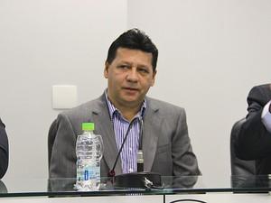 Raimundo Magalhães foi o segundo colocado nas eleições de Coari (Foto: Indiara Bessa/G1 AM)