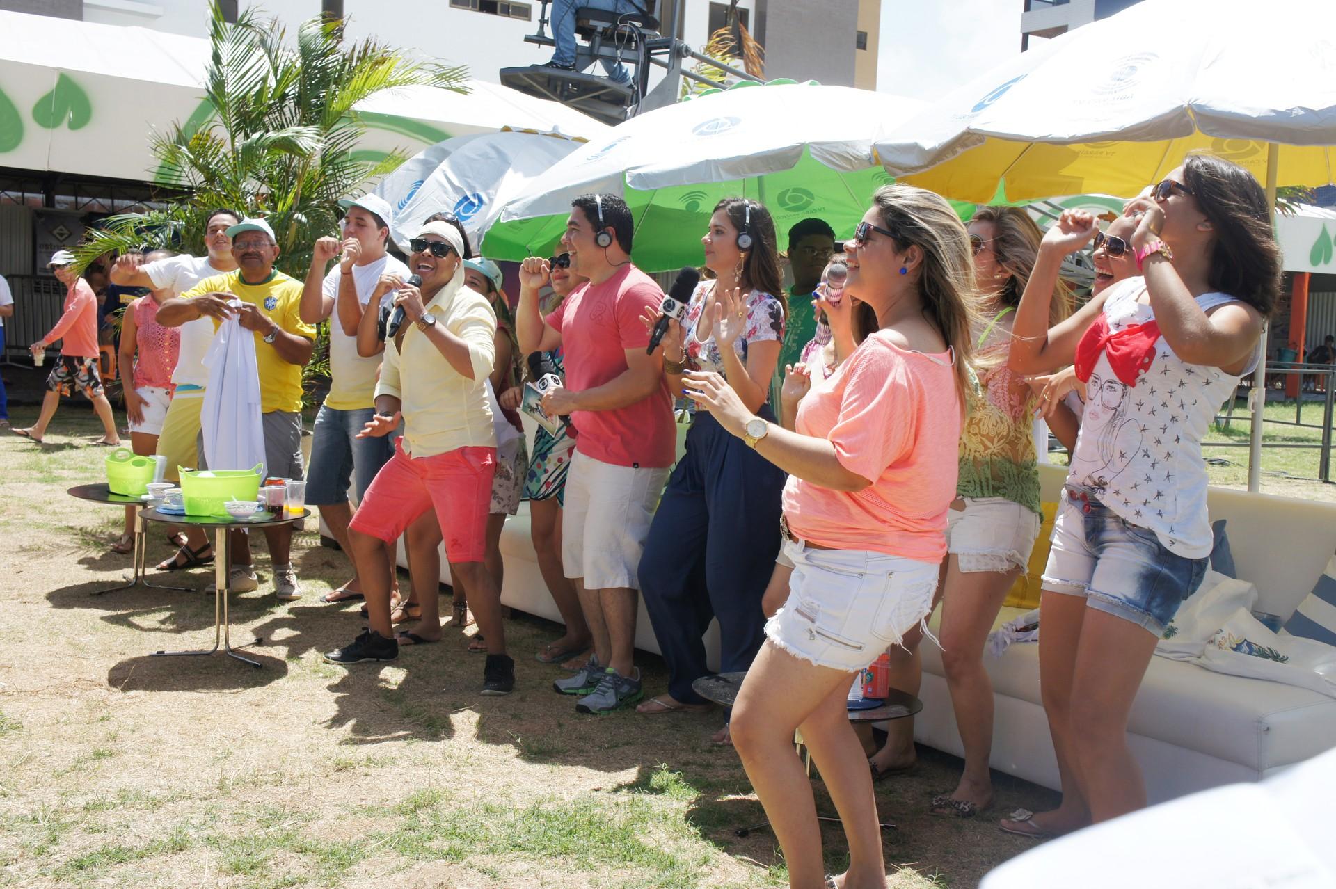 JPB Verão (Foto: Daniel Sousa/TV Cabo Branco)