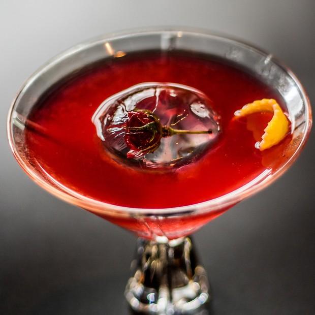 Drink Flor de Lis: fácil de fazer! (Foto: Divulgação)