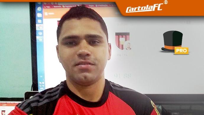 Carrossel Cartola Pro (Foto: GloboEsporte.com)
